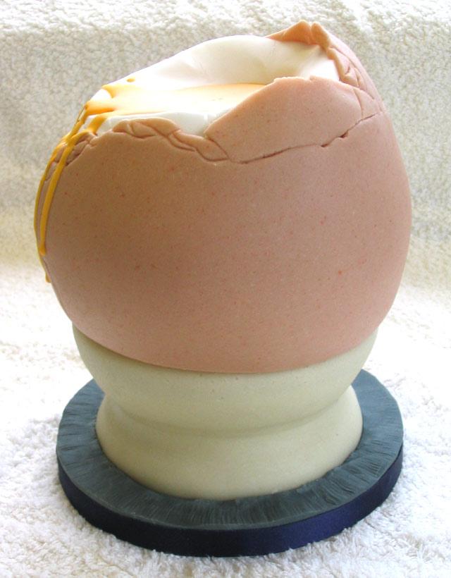 Easter 2005 - Boiled Egg cake