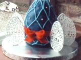 Easter Egg Cake