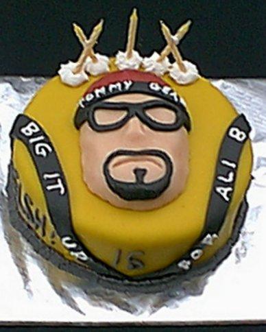 Ali G Cake - Alex's 19th