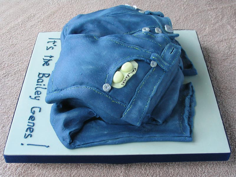 Jeans with Pills