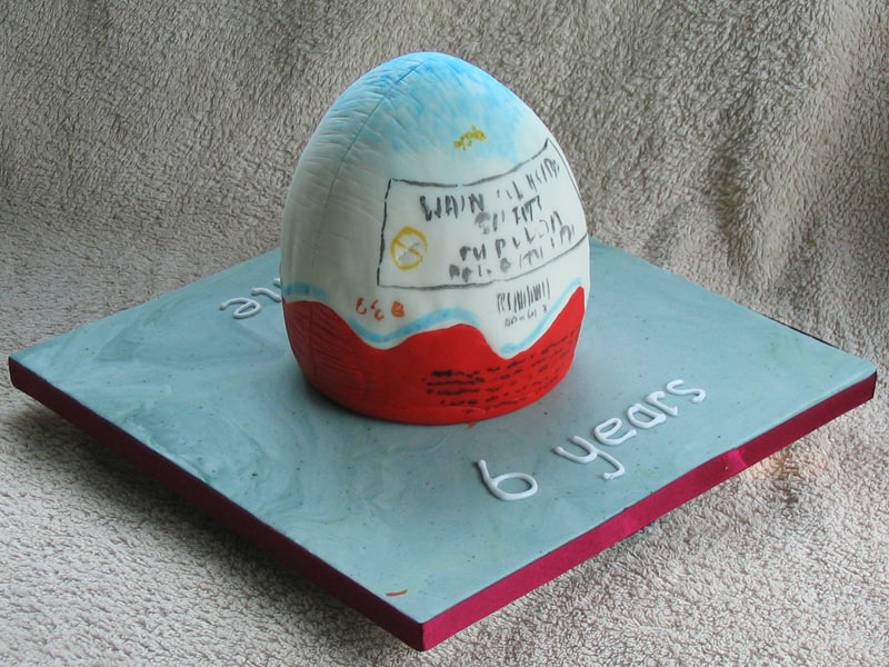 Kinder Egg