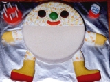 Humptey Dumptey Cake - Alex's 6th