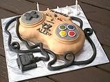 PC Games Controller Cake - Alex's 17th birthday