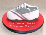 Trainer Cake - Victoria's 27th