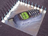 Nokia Mobile Phone Cake - Walter's 19th
