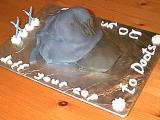 Calvin Klein Baseball Cap Cake - Walter's 20th