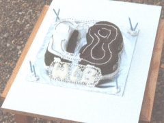 BMX Course Cake - Walter's 18th