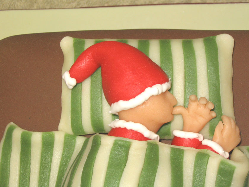"""Xmas 2004 - """"When Santa Was Young"""""""