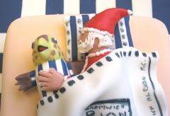 """Xmas 2006 - """"Blimey - Santa's a Baggies Fan!"""""""