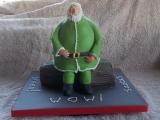 Xmas 2014 - Welsh Santa